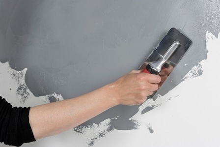 Loft Polished Concrete Wall Coating