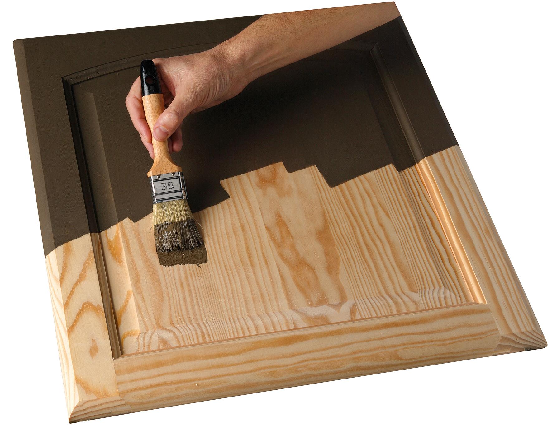 Rustic Wood Primer