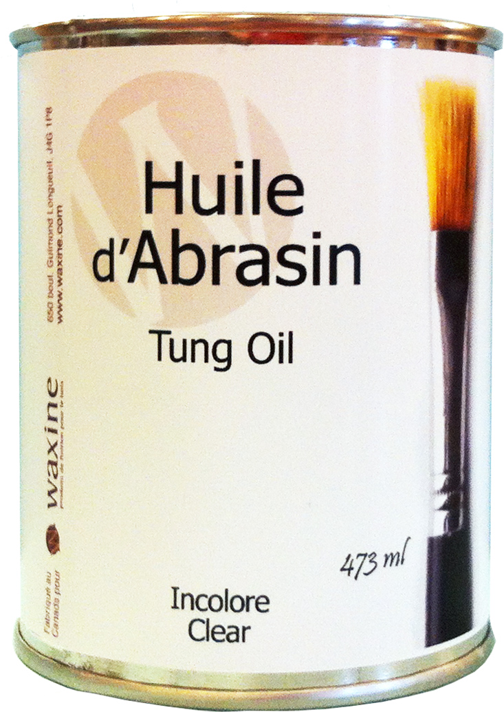 Huile tung rayon braquage voiture norme - Huile de tung ...