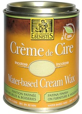 Creme de Cire - Water-based wax