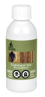 Concentrated wood lightener
