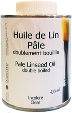 Pale double boiled linseed oil
