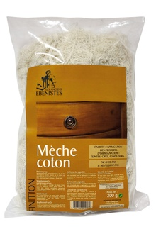 Polishing cotton