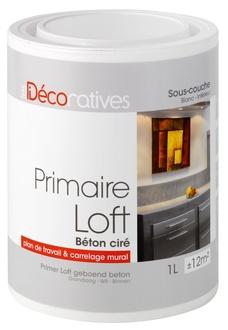 primaire pour plan de travail et carrelage mural. Black Bedroom Furniture Sets. Home Design Ideas